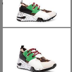 NEW Steve Madden Cliff Camo Multi sneakers